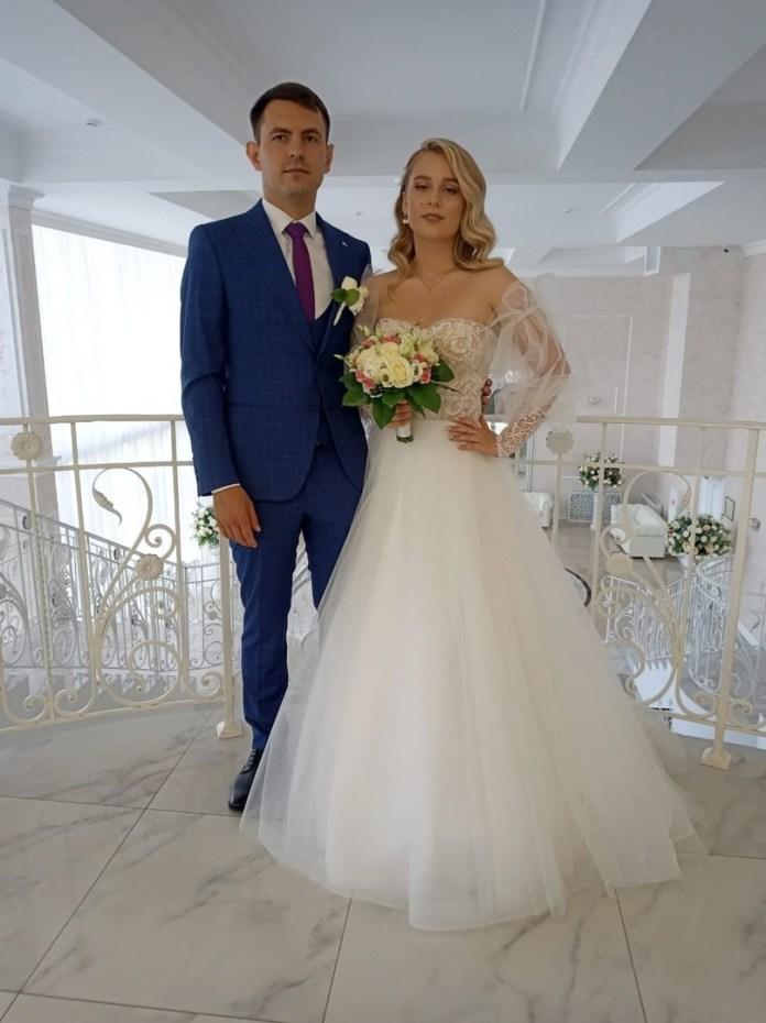 Рязанский ЗАГС опубликовал фото свадеб 7 августа