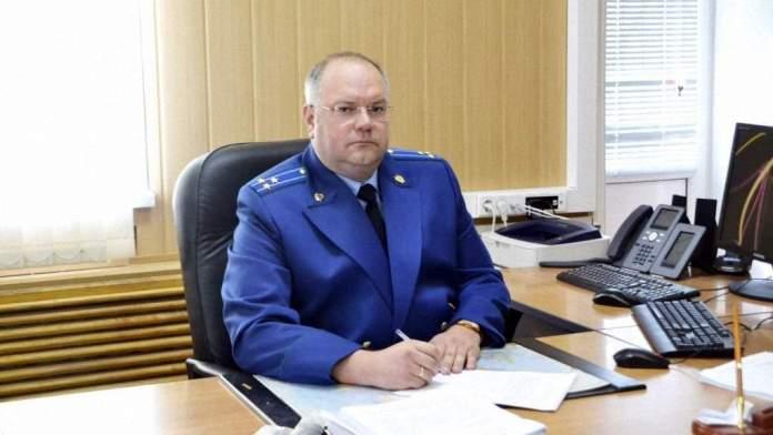 Новым прокурором Шиловского района назначили Романа Колдаева