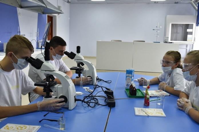 В Рязани открыли центр поддержки одарённых детей «Гелиос»