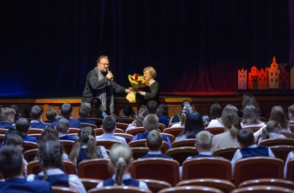 В Рязани начались гастроли Театра Кукол республики Карелия