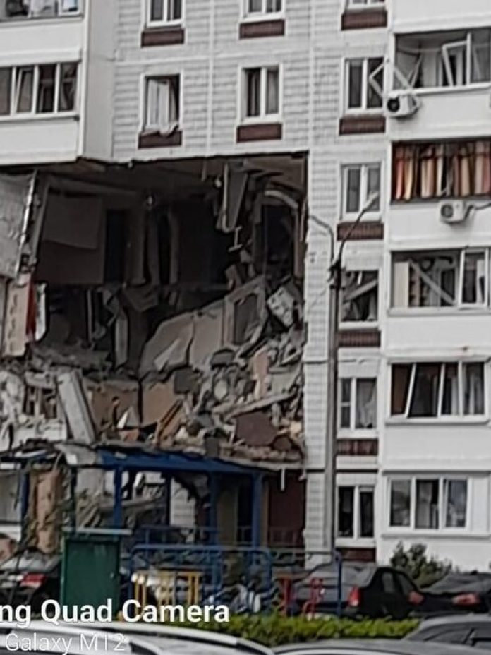 Число погибших при взрыве газа в Ногинске увеличилось до семи