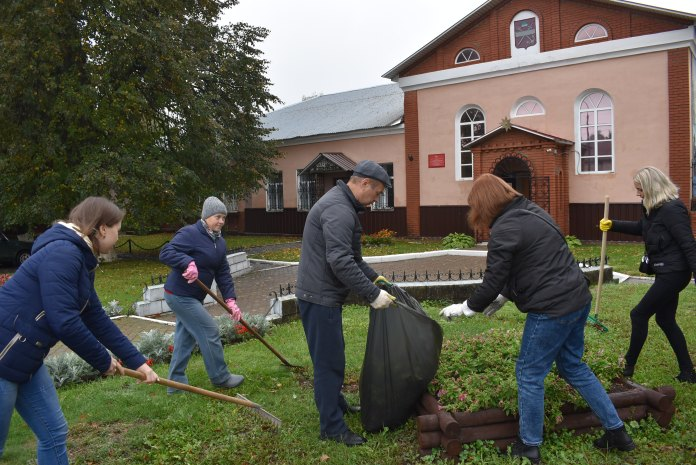 В Рязанской области работал «волонтёрский десант» Форума древних городов