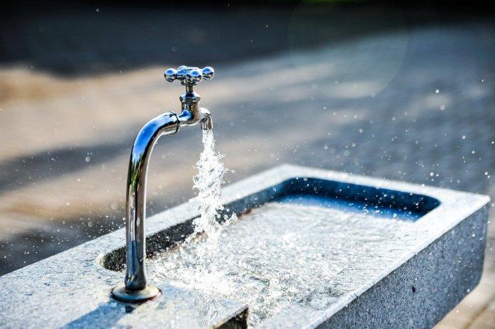 На трёх улицах Рязани отключили холодную воду