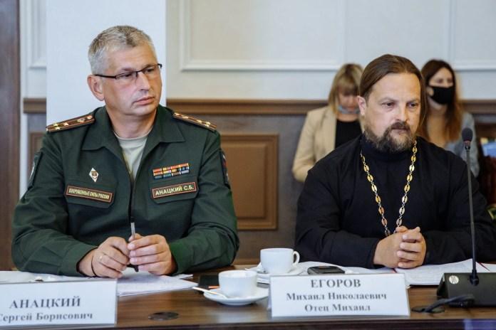 Губернатор Рязанской области встретился представителями социальных НКО