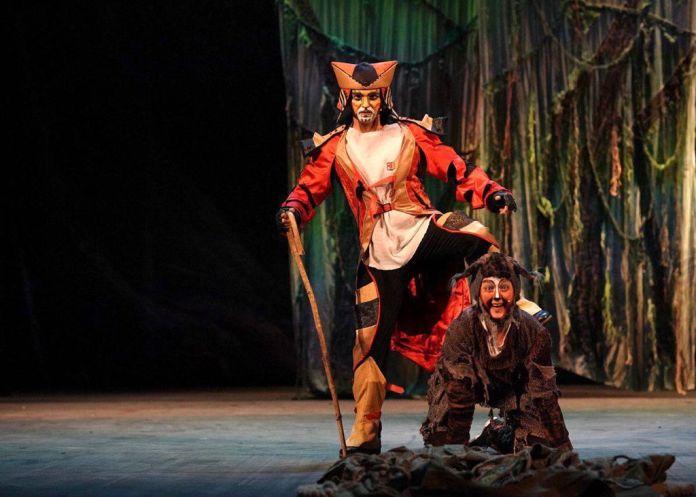 Рязанцы увидели мюзикл «Маугли» в постановке Брянского театра драмы