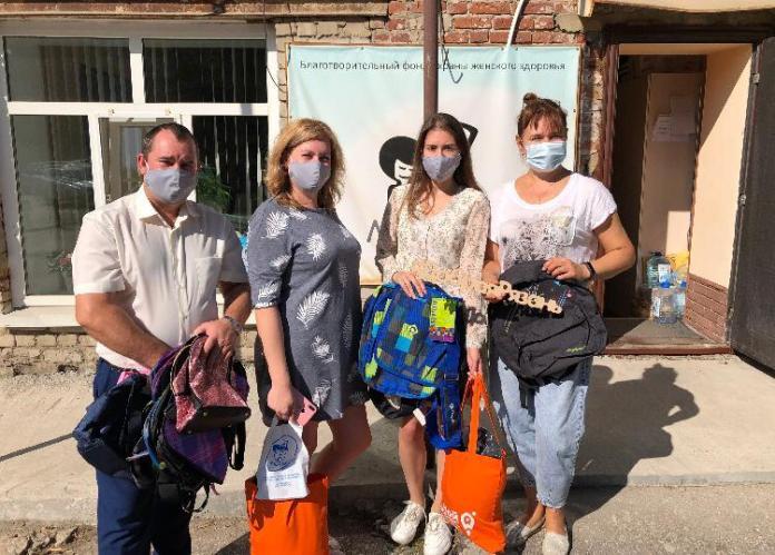 В Рязани продолжается акция #МойбизнесПомогает