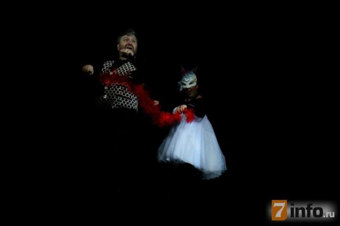 """Из Калининграда на """"Рязанские смотрины"""" привезли """"Медведя"""""""