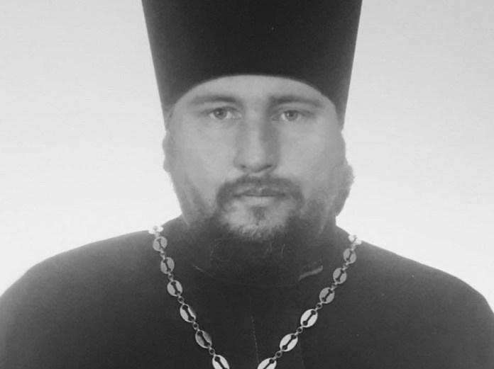 Рязанский священник Сергий Муравьёв умер от коронавируса в 45 лет