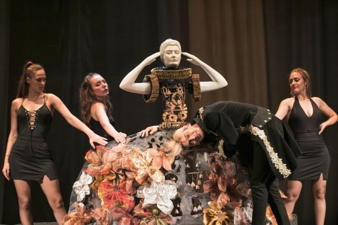 Рязанский театр кукол представил «Маленькие трагедии»