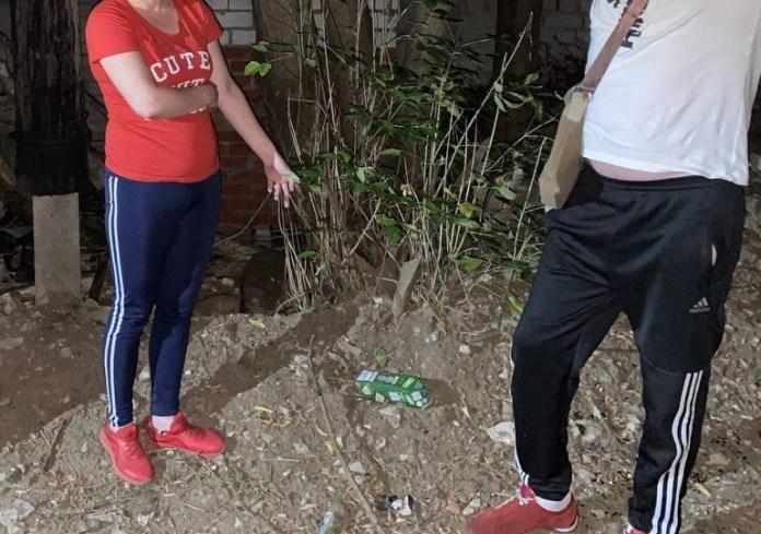 В Рязани задержали семейную пару наркоторговцев