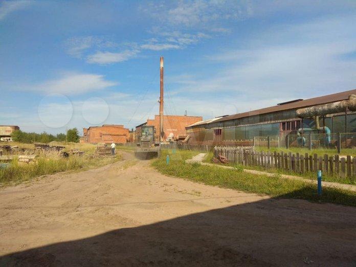 В Касимове выставили на продажу кирпичный завод за 30 млн рублей