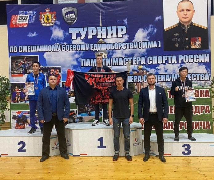 В Рязани прошёл Межрегиональный турнир по ММА