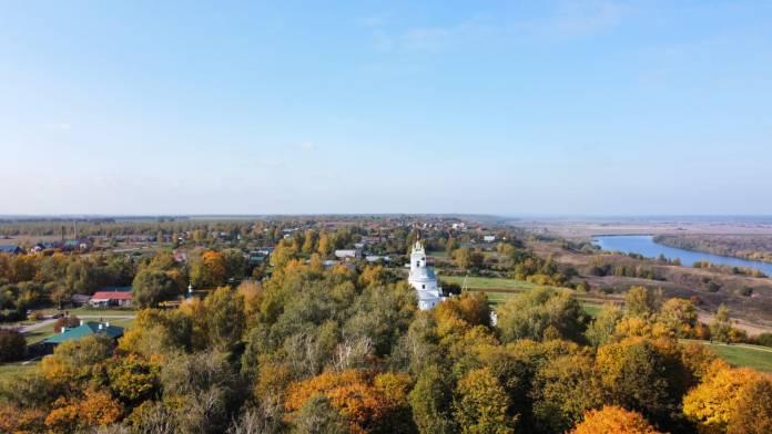 В Рязанской области отметили 126-ю годовщину со дня рождения Есенина