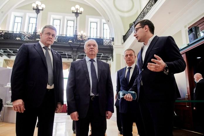 Рязанская область презентовала достижения и перспективы развития в Торгово-промышленной палате России