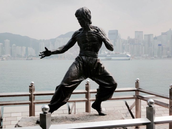 hong kong bruce lee