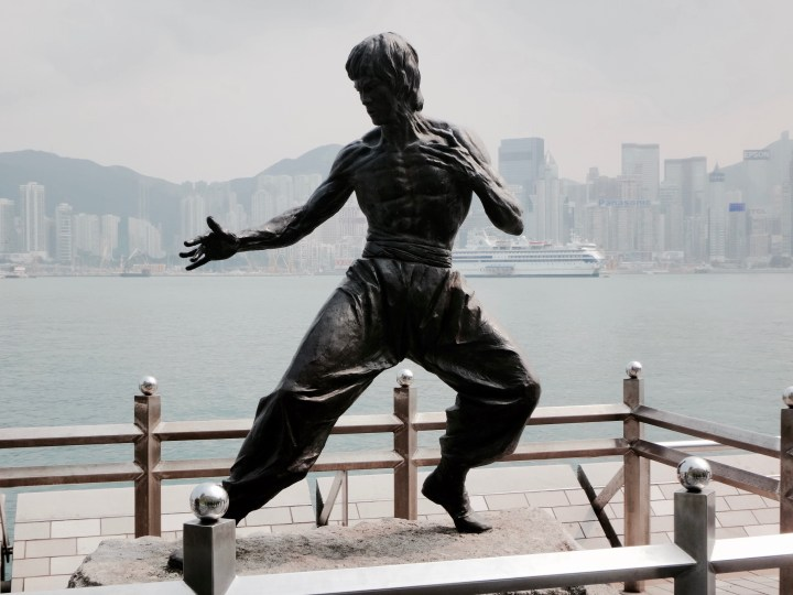 hong kong bruce lee