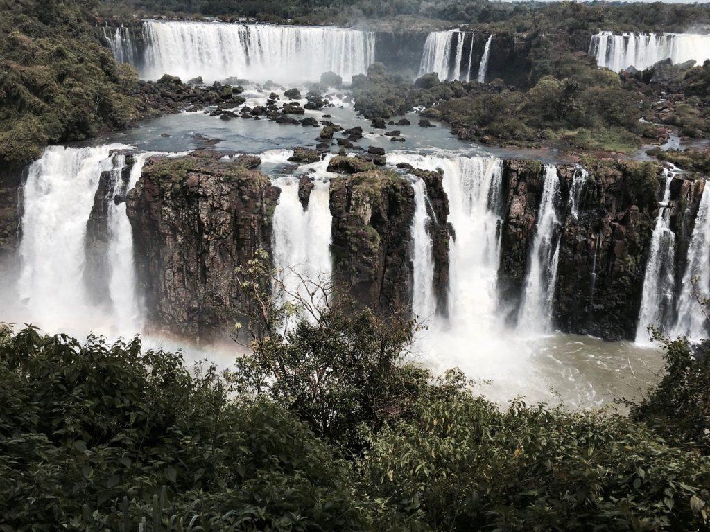 Iguazú Iguassu Wasserfälle