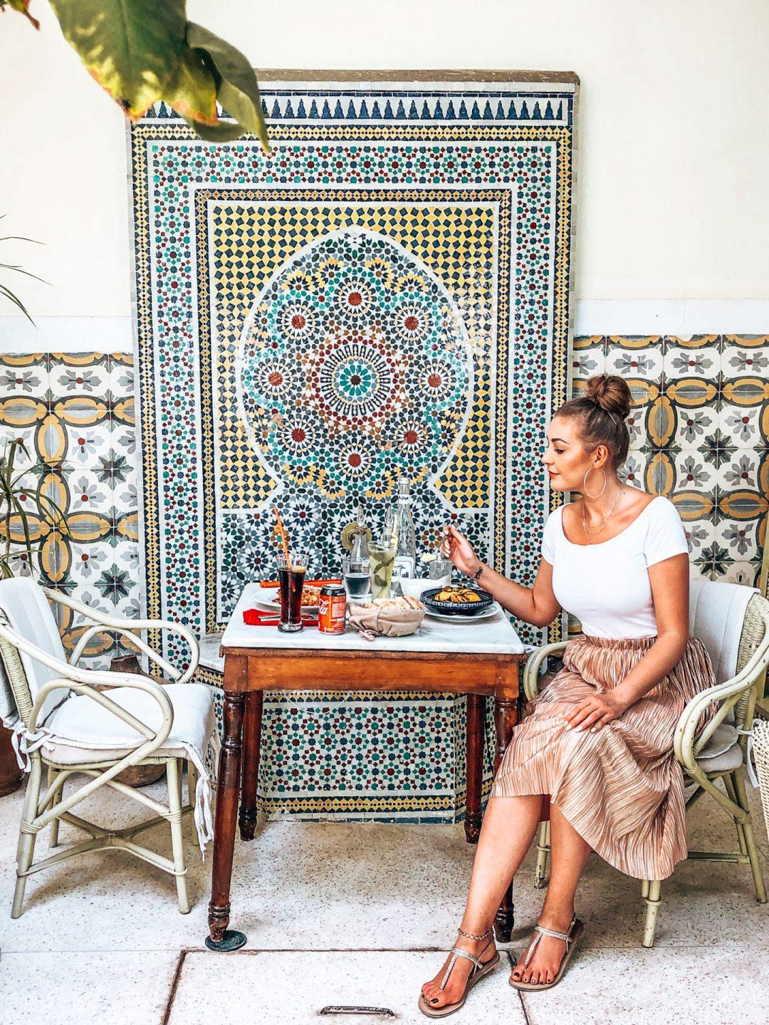 Marrakesch Tipps Sehenswürdigkeiten