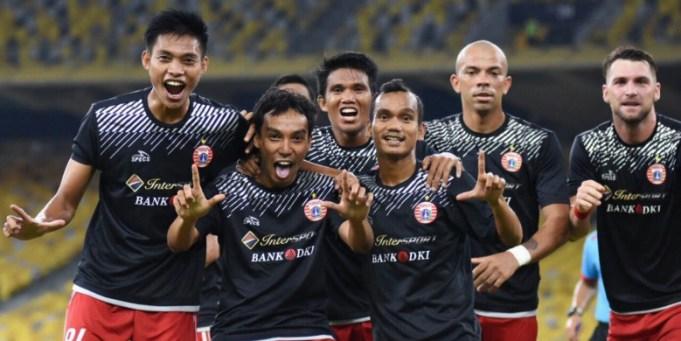 Persija Jakarta Optimis Kalahkan Borneo FC!