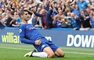 Maurizio Sarri Sebut Alvaro Morata Akan Bertahan Di Chelsea