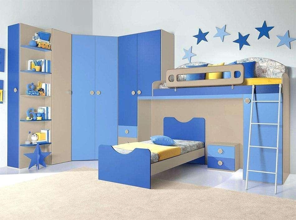 غرف نوم اطفال جديدة احدث غرف نوم لاطفال مختلفه الشكل حلوه خيال