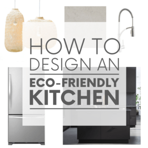 From cabinets, to countertops, to faucets, to lighting - an eco-friendly kitchen is green, energy efficient - and stylish!