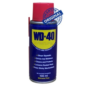 WD-40 100ml Lubricant