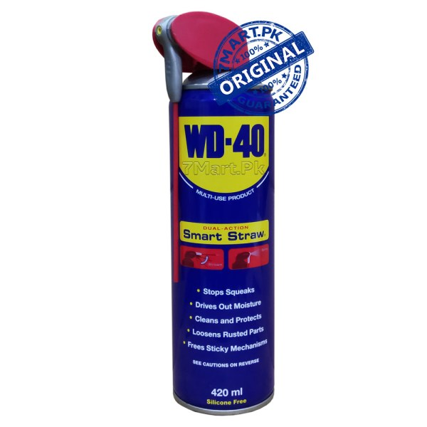 WD-40 420ml Lubricant