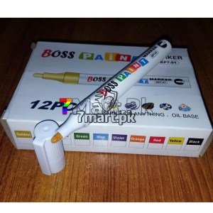 Boss Paint Marker