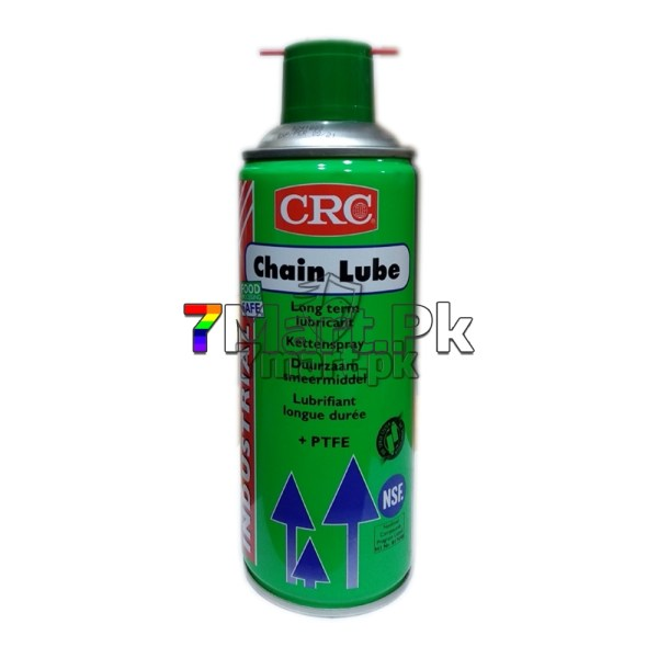 CRC Chain Lube FPS (NSF H1) Content: 400ml, Made in Belgium