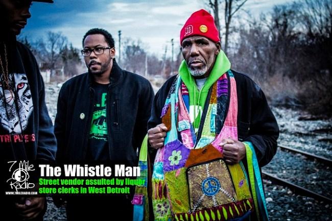 WhistleMan