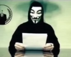 Anonymous sends a warning to Gov. Snyder