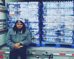 @QuestMcody brings in Timbabland to help Flint