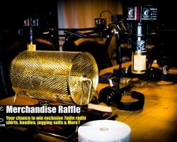 7Mile Radio Merchandise Raffle Party