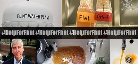 7Mile Radio heads to Flint Mi. to help !