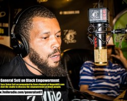 General Seti – Black Power !
