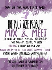 The Plus Size Problem
