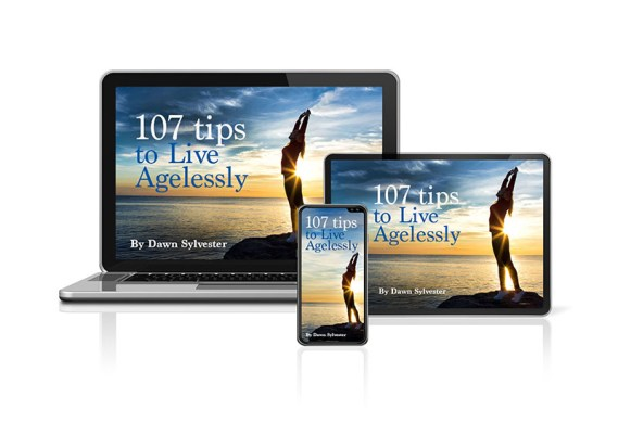 7 Minute Ageless Body Secret  Image of 107 tips to Live Agelessly