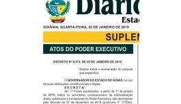 Caiado Demite Todos os Servidores Comissionados do Estado de Goiás