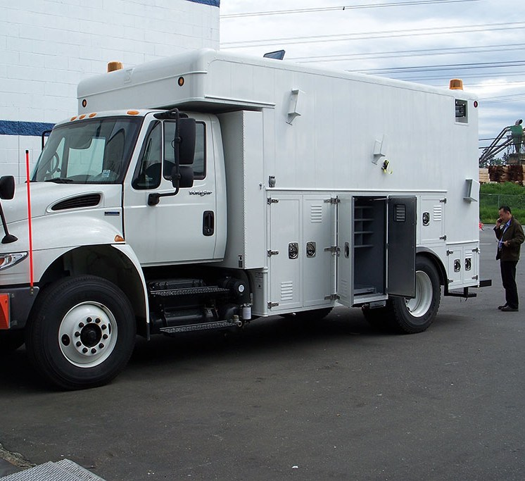 Sewer - Water - Utility Department Truck Bodies