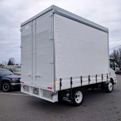 Curtain Side Truck Body (2)