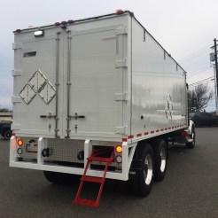 Detonator Transport Explosives Transport Truck Bodies 4