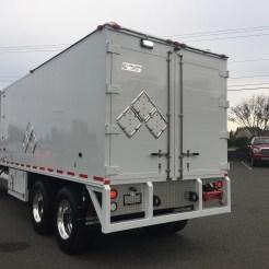 Detonator Transport Explosives Transport Truck Bodies 5