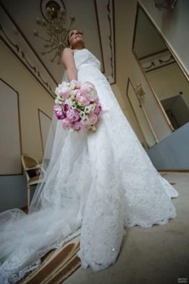 Красивый букет невесты на свадьбу