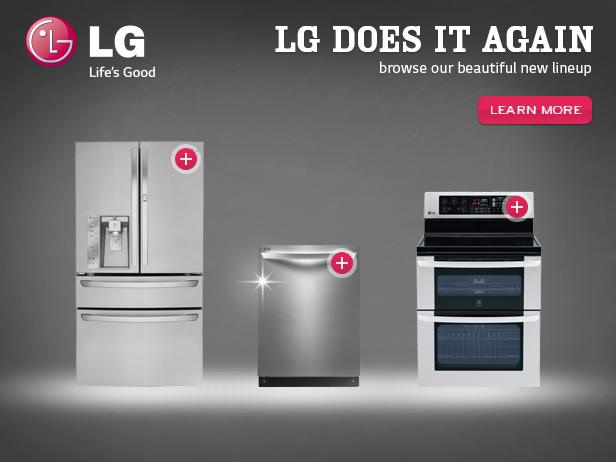 Lifes Good In The Kitchen With LG Home Appliances LGKitchen Ad