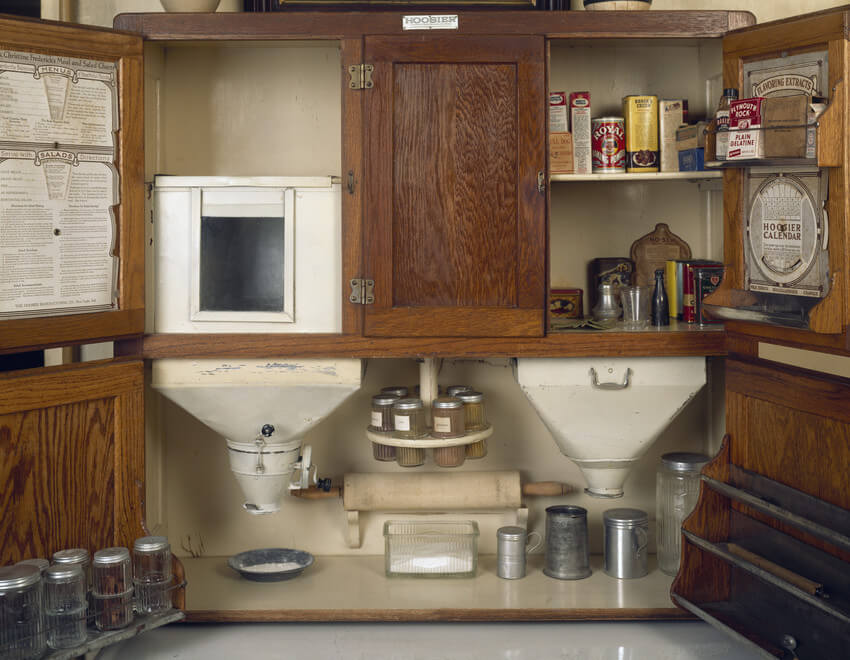 Historic Kitchens From Open Hearths To Open Plan
