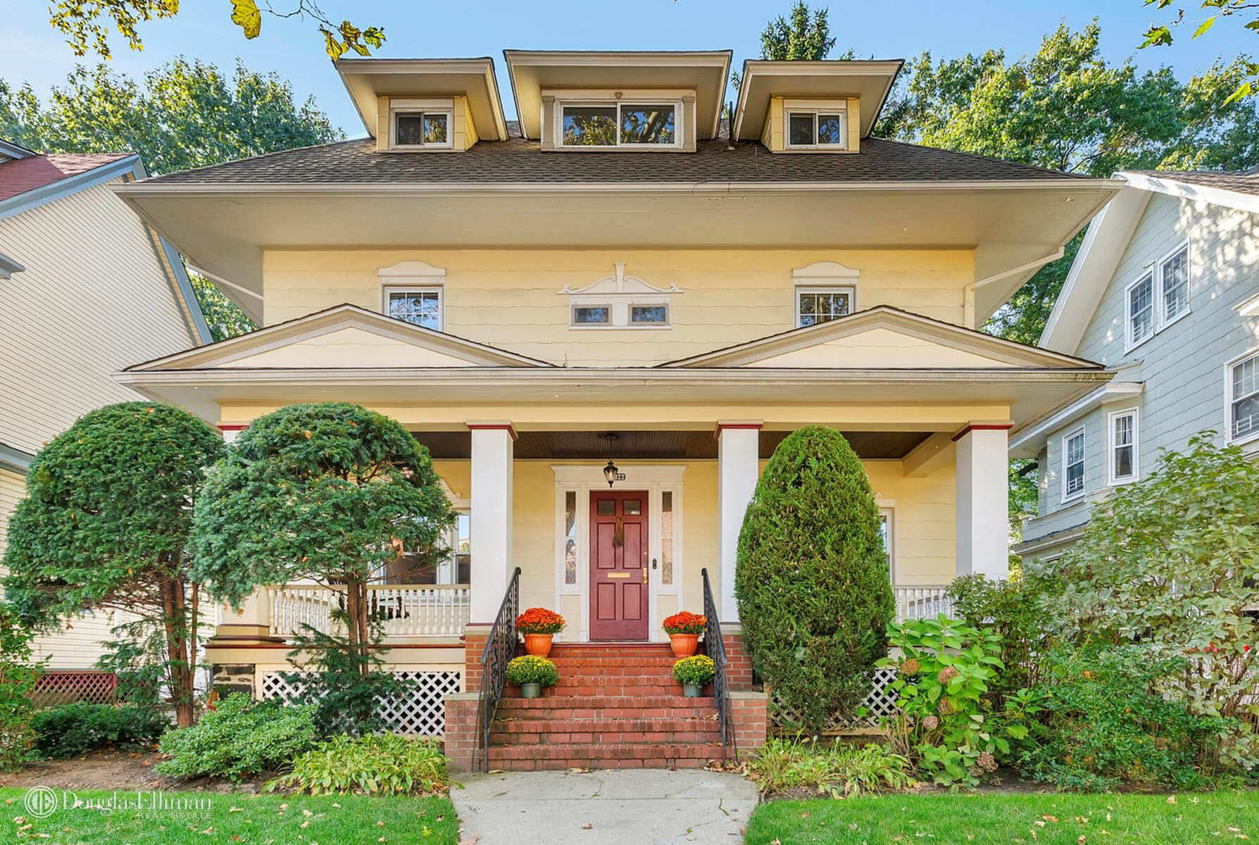 Brooklyn Homes For Sale In Flatbush At 322 Argyle Road