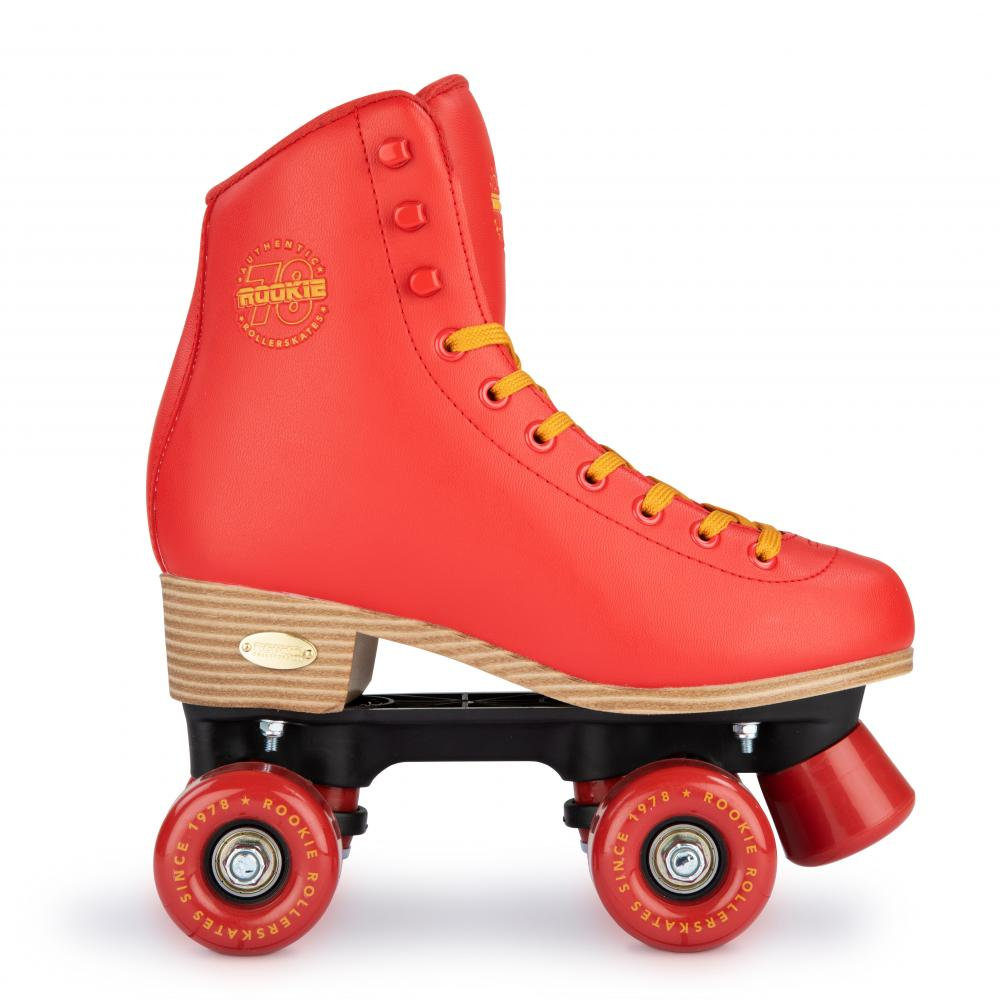 Rookie Rollerskates Classic 78 - Red