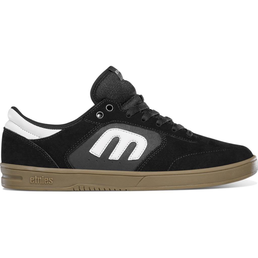 Etnies Shoes Windrow Nassim Lachhab - Black / Gum / White