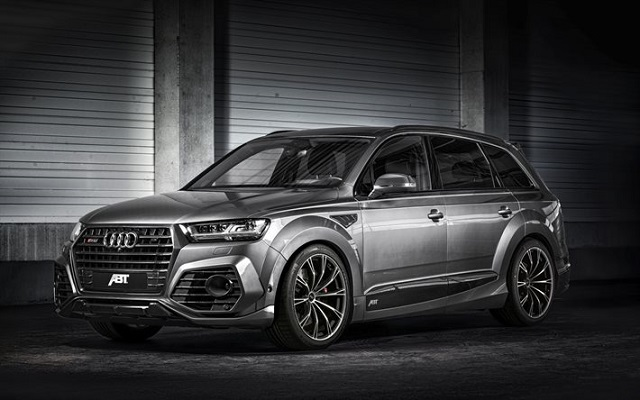 2021 Audi Q7 Might Get A Hybrid Engine 7 Seater Suvs